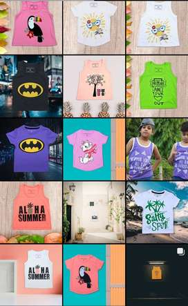 Kids clothing (boys and girls) for sale and wholesale