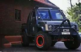 Full modified Gypsy ready your booking to All