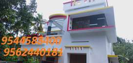6 cent plot with 2000 sq.ft 4BHK house in kottiyam