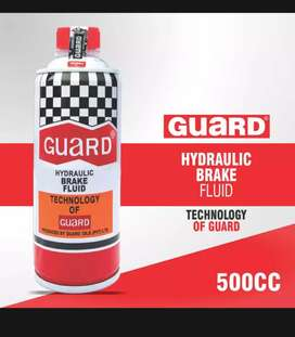 Guard brack oil 500ml dot3