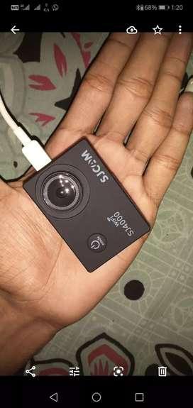 Sj cam action camera