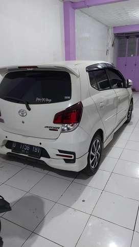 Toyota Agya 2019 Bensin