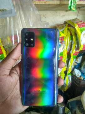 Samsung galaxy A51 6gb 128gb best cadisan છે