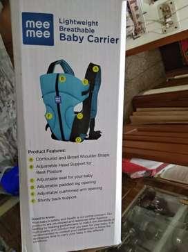 Mee Mee Carrier Bag For new born baby, brand new, ek baar bhi use ni.