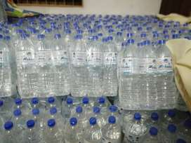 Mineral Water bottles 1.5 Ltr and 0.5 Ltr