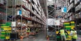 Lowongan Helper Gudang Di PT. OMB Logistc
