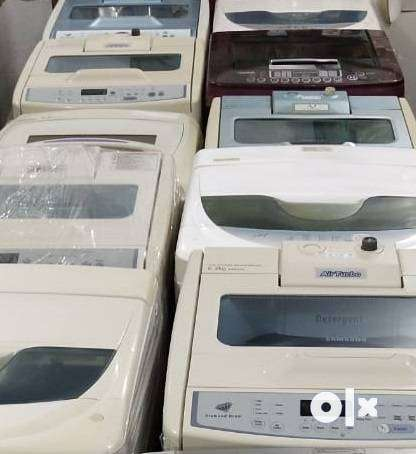 Washing machine at suitable price fully automatic top load gently used 0