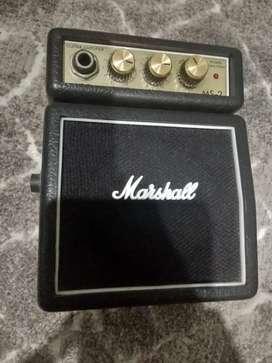 Marshall MS-2 (Guitar amplifier)