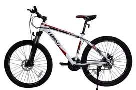 Sepeda gunung levanti