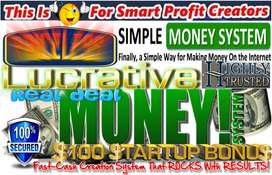 join for free and earn from comfort of home
