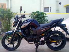 YAMAHA FZ version 1 single owner one hand use engine good condition
