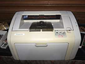 all types of refurbhished printer with service warranty
