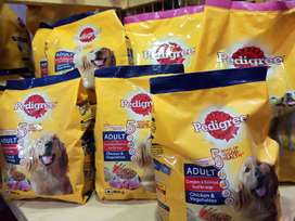 Dog Foods Available