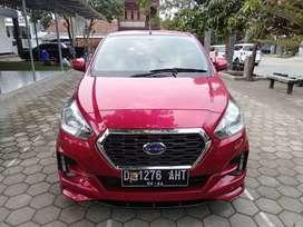 Dijual cepat Datsun Go Panca A MT 2019 Dp 35 angs 1.8 x47