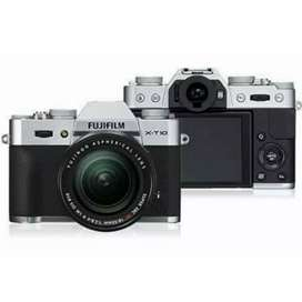 DiKredit Aja Kamera Fujifilm X-T10 Diproses Cepat Gak Lama