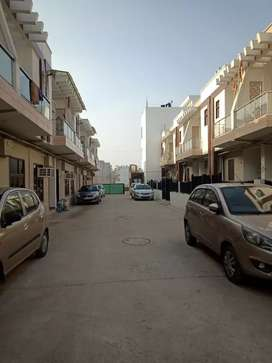 3BHK Semifinished villa for rent