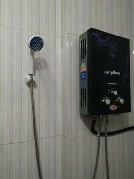 Ready Stok Water Heater gas Niko
