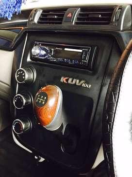 Kuv 100 2plus 6 seater single owner