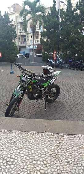 Klx 150 supermoto