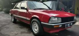 Jual Santai Mobil Antik Jarang Ada Peugeot 505 GR 1985 Automatic