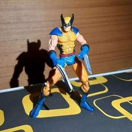 Wolverine marvel toybiz