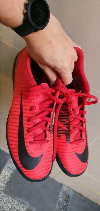 Sepatu Futsal Nike Mercurial X IC Original Istimewa 0