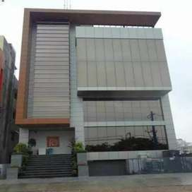 Showroom & offices in civil lines for rent