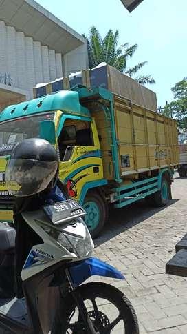 Sewa truk dalam/luarkota