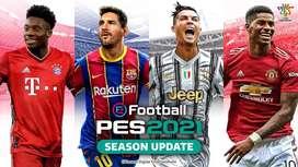 ps4 digital games pes 2021 pro evolution soccer 2021