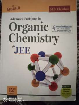M.S.Chouhan(Advanced problems in organic Chemistry)