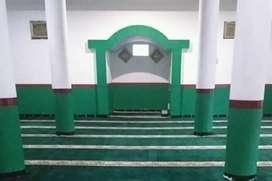 Karpet masjid minimalis empuk pasang Yogyakarta