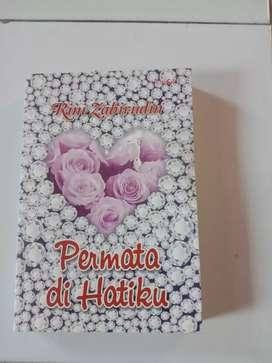 Novel Permata di Hatiku