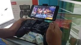 STICK GAMEPAD STIK WIRELESS BLUETOOTH KABEL BISA BUAT HP PC ATAU PS3