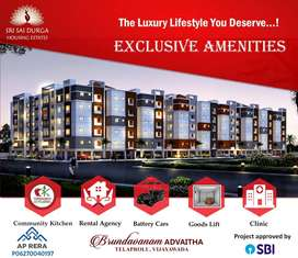 A Better Place 4r Sr.Citizens, 2 BHK Flat @32* L Gannavaram,VIJAYAWADA