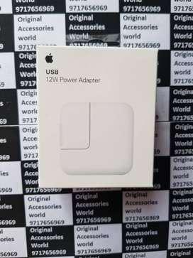 100% Brand New Apple 12Watt Power Adapter For iPhone 6/6s/7Plus/8/X/XR