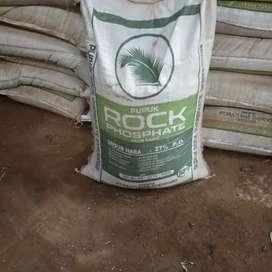 Pupuk Rock Phosphate (RP) Mesir Egypt