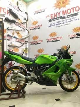 Kawasaki ninja rr old 150 thun 2012