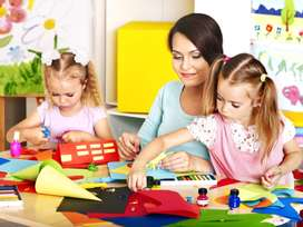 Female babysitter required in Lahore