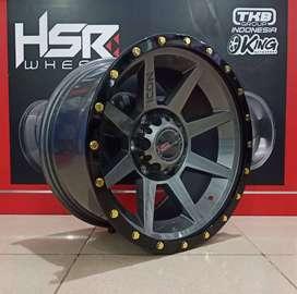 "Pusar Pelek Mobil ""FLINT 8003 HSR R17X9 H6X139,7 ET0 GREYBL"