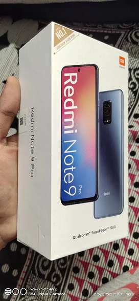 Redmi Note 9pro (Exchange Available)