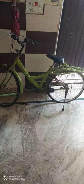 Atlas girl cycle