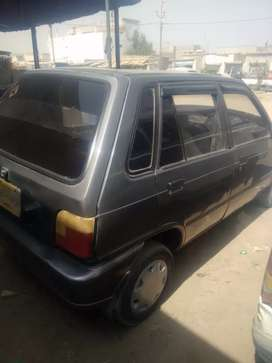 Mehran 2011 for sell -/OR--/ (exchange with coure car )in orangi town