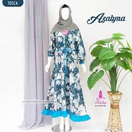 Gamis Azalyna Dress