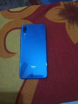 Redmi Note 7s , 3gb Ram,32 gb memory