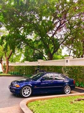 BMW e46 M43 AT, Th 2000 Istimewa