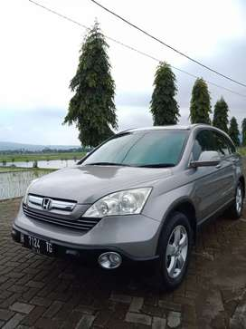 Crv 2.0 matic 2007 istimewa full original terawat