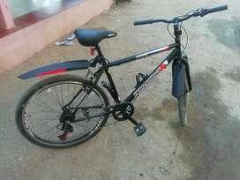 Hero sprint gear cycle