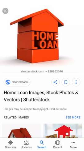 Personal loan and home loan available