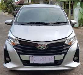 NEW CALYA 2019 G M/T, Mobil Hadiah, Masih Baru, Bkn Avanza 2017 2018