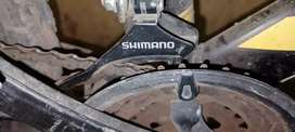 6 speed shift Shimano gear